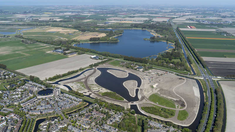 Luchtfoto 23 april 2020